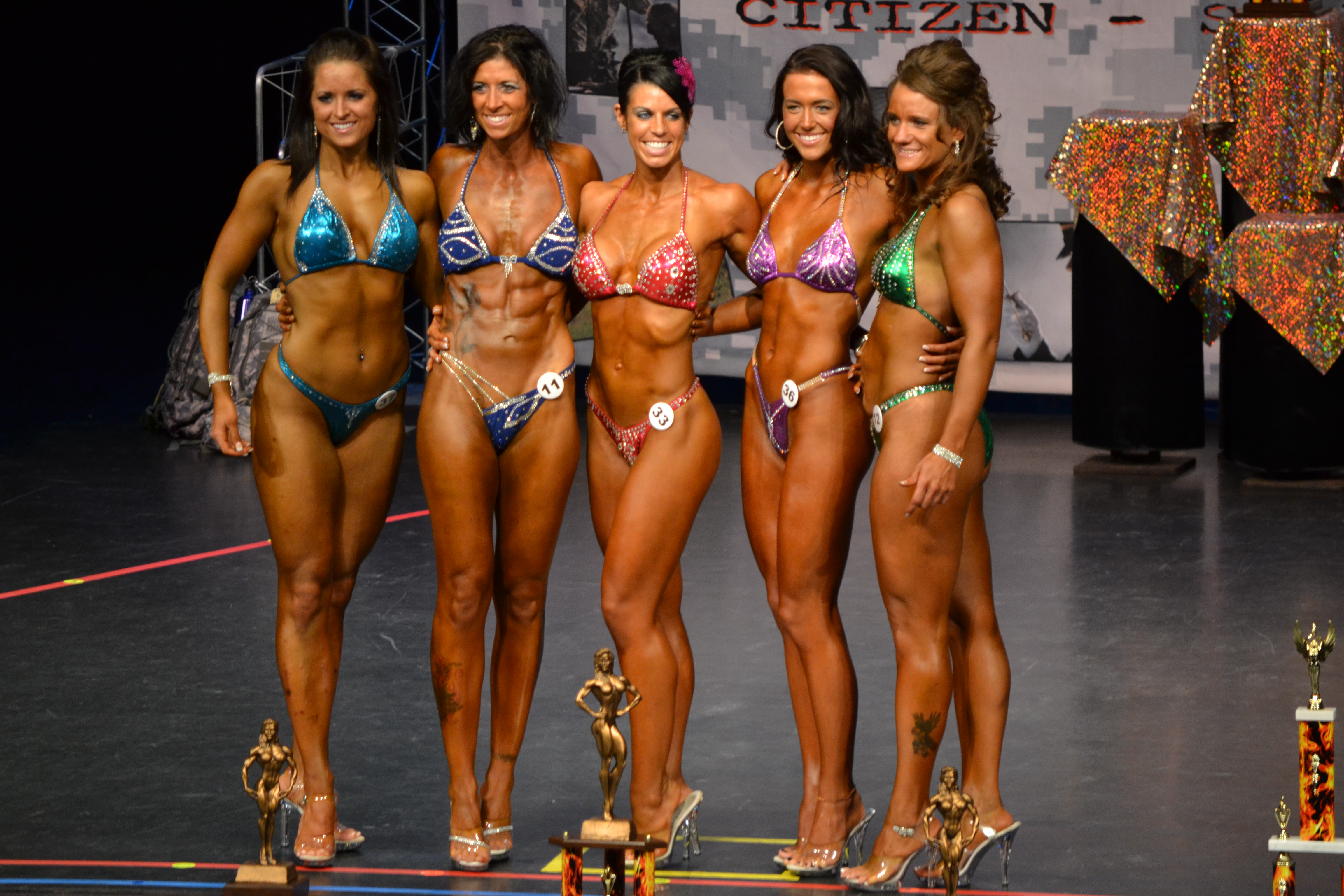 Minnesota 2011 Npc Bodybuilding Competition  Fifth -7759